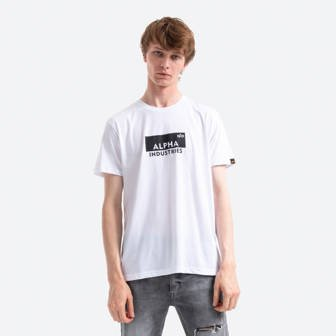 Alpha Industries Box Logo T 198505 09