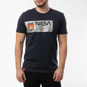 Alpha Industries Mars Reflective T 126532 07