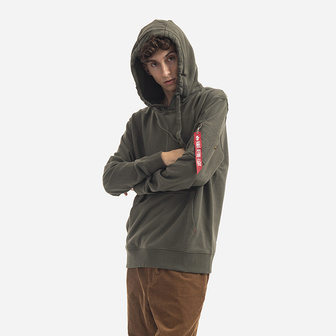 Alpha Industries RBF Latex Print Hoody 126314 142