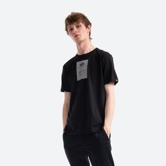 Alpha Industries Reflective Label T 126501 03