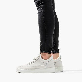 Filling Pieces Low Top Plain Lane Nubuck White 29726291901PFH