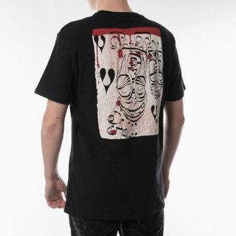 HUF x Phil Frost Pocket Tee TS01078 BLACK