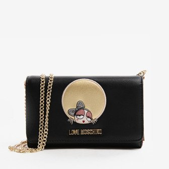 Love Moschino Look At Me Doll JC5647PP08KQ0000 Nero