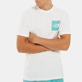 The North Face M S/S Fine Tee NF00CEQ5PA0