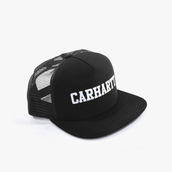 Carhartt College Trucker  I025652 BLACK/WHITE