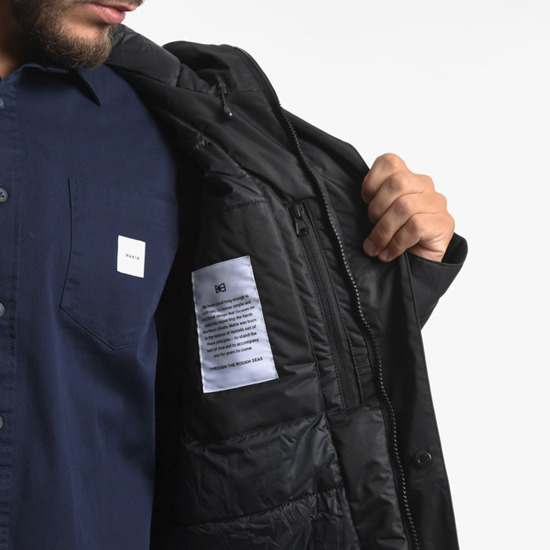Makia Atlas Jacket M31004 999