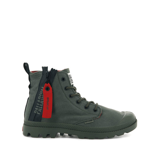 Palladium Pampa Unzipped 76443-309-M
