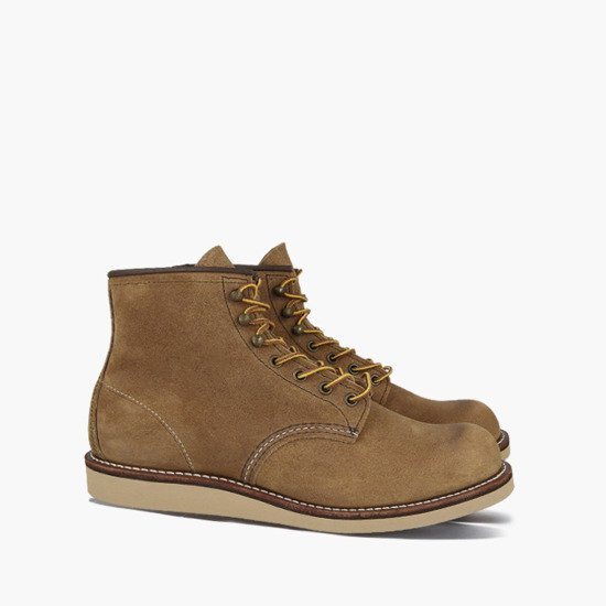 "Red Wing Rover 6"" 2953"