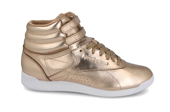 Reebok Freestyle Hi Metallic CN0573