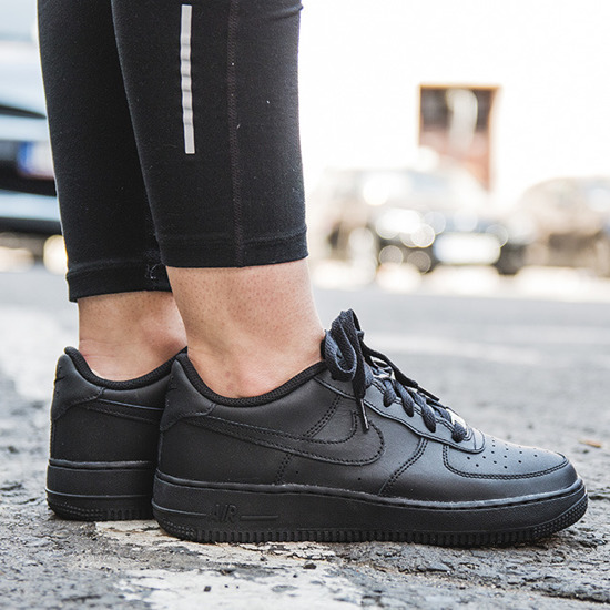 SNEAKER SHOES NIKE AIR FORCE 1 (GS) 314192 009