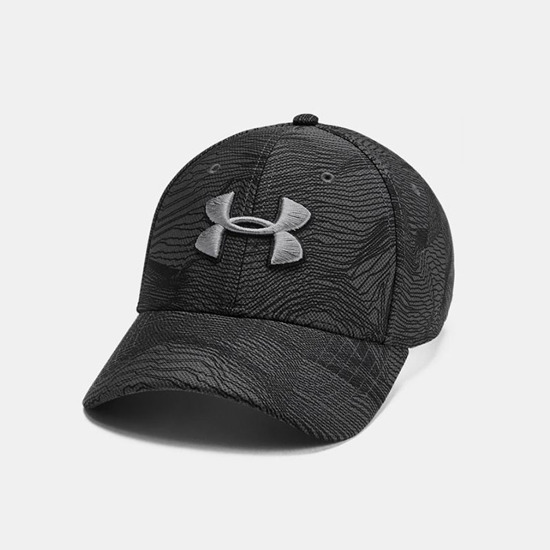 Under Armour Printed Blitzing 3.0 Stretch Fit Cap 1305038 010