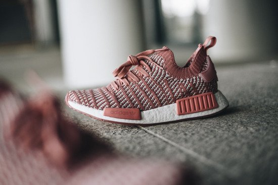 Women's Shoes sneakers adidas Originals NMD_R1 STLT Primeknit CQ2028