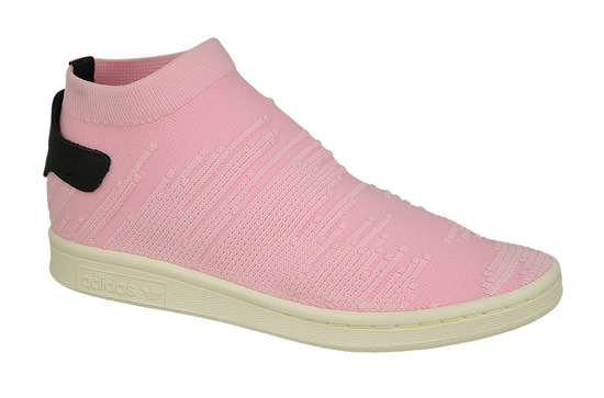 Women's Shoes sneakers adidas Stan Smith Sock Primeknit BY9250