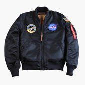 Alpha Industries Ma 1 Vf Nasa 166107 07
