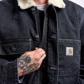 Carhartt Fairmount I027546 BLACK STONE WASHED