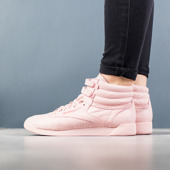 Reebok Freestyle Hi Fewer Better Things BS6279