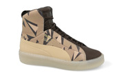 Women's Shoes sneakers Puma Piat Fsn Cheetah Naturel 364460 01